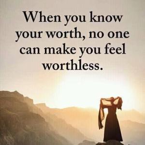 貴女の価値