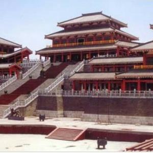 中国西安旅行 計画が難しい件(´TωT`)