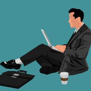 サラリーマンがネット副業で安定した生活を手に入れる5ステップ