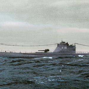 1943年2月11日、伊18は敵艦の爆雷攻撃であっけなく沈んでもた!ホンマ油断大敵やで!!の巻