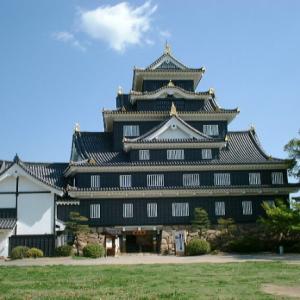 過去に訪れたお城を少しだけ見てみよう!岡山編