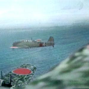 ソロモン海域における航空戦力の消耗の典型的な例、第三次ブーゲンビル島沖航空戦!!の巻