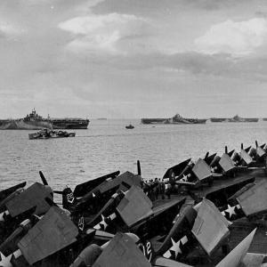 日本海軍は空母を21隻失ったけど、撃沈した米空母の沈没地点を見てみよう!!の巻 其之壱