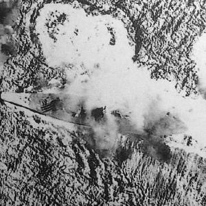 ハリネズミに変身し沖縄に向かった大和やけど、落とした敵機はたったの10機やて!!の巻