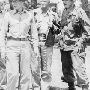 米第10軍司令官バックナー中将は、第32軍司令官牛島中将に降伏勧告の書簡を密かに送ってた!?の巻