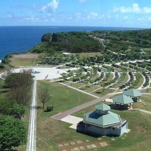 沖縄慰霊の日にちなんで、摩文仁の丘を少し散策してみよう!の巻 其之壱