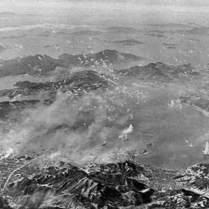 1945年7月24日、呉軍港空襲の際に迎撃に上がった紫電改は、今は愛媛県南宇和で翼を休めてるゾ!