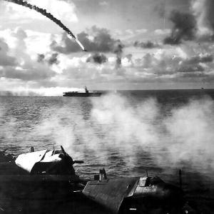 帝国海軍にとって小笠原方面は鬼門なのか!?1944年8月4日にはぎょ~さんやられてるゾ!!の巻