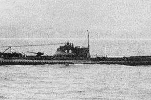 1945年8月5日、光作戦行動中の伊14は、無事にトラックに到着したゾ!!やれやれ…の巻