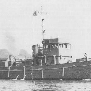1944年9月24日、ミンドロ島付近の海軍艦艇は数隻損害を受けたり!の巻