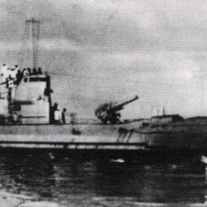 1942年1月20日、伊124は開戦後わずか一ケ月余で沈んでしもた!!の巻