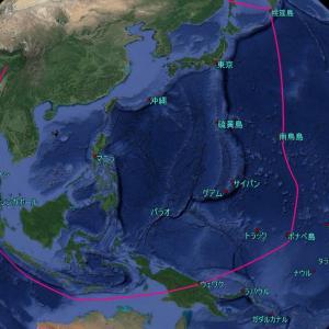 1944年6月13日、敵大艦隊がサイパン沖に接近!雨ニモ負ケズ艦砲ニモ負ケズ敵を迎え撃て!!の巻