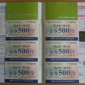 本日は株式関連の手紙が4通届きました。分売は当たりません。