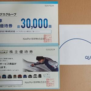 本日は株式関連の手紙が8通届きました。
