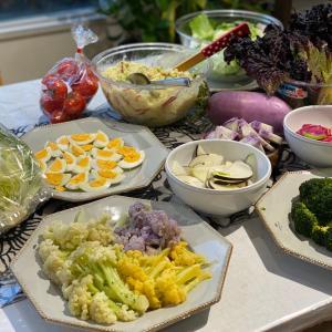 編み物教室、野菜販売、O'ssan Delicatessen