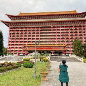 グランドホテル台北のブログ宿泊記!実際に泊まった感想と口コミ