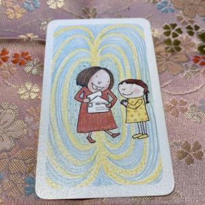 魔法の質問カード1枚引きしちゃいますよ^^