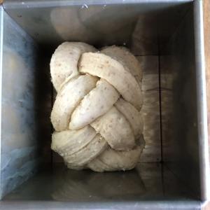 ブリオッシュ食パン5回目