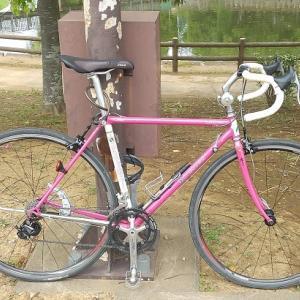 サイクリングに行きたい.....