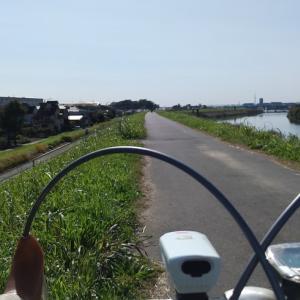 2020.10.31(土):江戸川CR・柏~東京湾往復(70km)