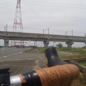 2021._5._8(土):県道47~福岡堰さくら公園(55km)