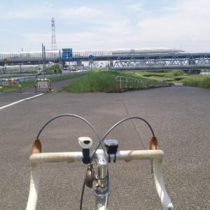2021._7.10:真夏日の東京・霜降り銀座~葛西臨海公園(110km)