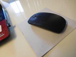 マウスパッド事情
