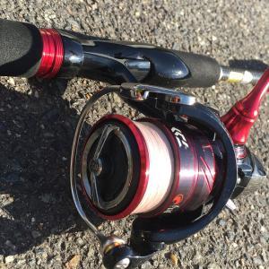 ダイワ「アジングX 59UL-S」、「LT2000S-P」で小物釣りの汎用性を雑にインプレしてみる