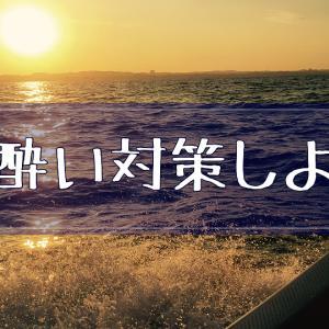 船酔いしないための前日、当日朝、船上の対策!酔い防止で船釣りを快適に!