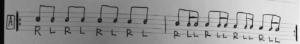 【ドラム】ダブルストロークを攻略〜前編〜