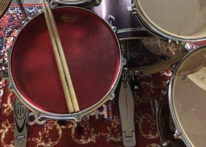 ドラムのセッティングについて考察