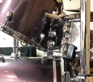 ドラムのセッティングについて考察 #2