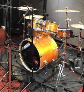 ドラムのセッティングについて考察 #3