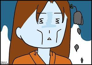 のり子、コンビニを選ぶ基準と既に掛布団と毛布を出した話。