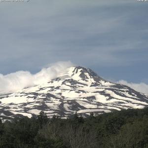 春スキー・鳥海山【2】