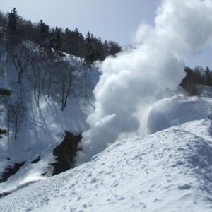 八幡平・スキー登山