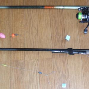 十和田湖・姫鱒釣り準備
