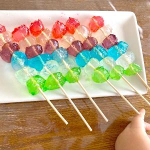 3歳児がハマった手作りおやつ