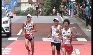 MGC男子 41km地点全選手 マラソングランドチャンピオンシップ2019