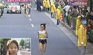 2005 東京国際女子マラソン 3/5