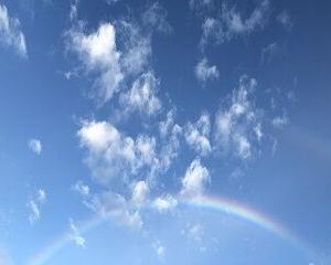 虹へ期待♪