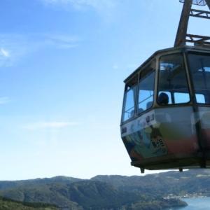 箱根・駒ヶ岳ロープウェイはスマホがあれば割引で乗れる!お得に絶景観光!