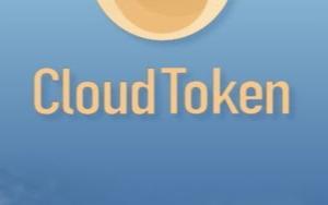 クラウドトークン・ウォレットのアプリを起動&登録:その方法 2