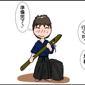 高校剣道引退試合。