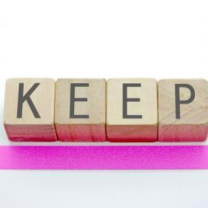 ダイエットは痩せた後が重要です。「減らす」難しさから「維持する」難しさに変わります。