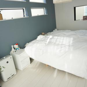 【Web内覧会】ベッドを置いてもホテルのようにスッキリ広々!3階の寝室