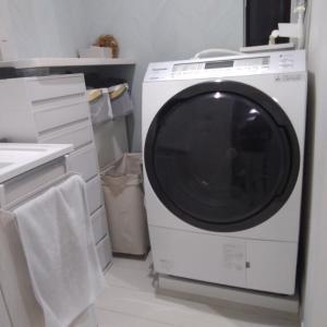 【洗濯乾燥機導入】使って感動!狭小住宅にぜひ導入してほしい家電1位
