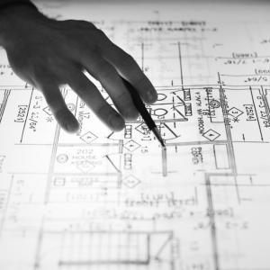 【建物面積57㎡】3階建てのペンシルハウスの間取り(図面)公開