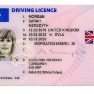 日本の運転免許からイギリスの免許に書き換えよう!