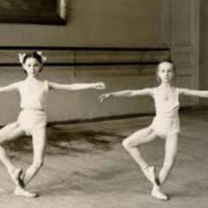 バレエ上達する法